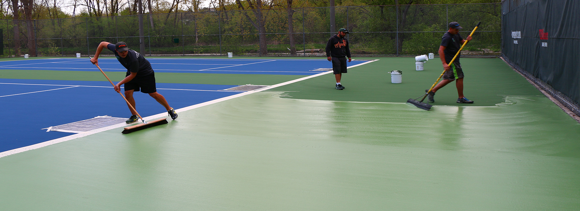 2016 Court Resurfacing